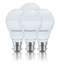 FortuneArrt 7 WATT LED Bulbs (pack of 4)