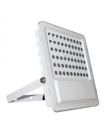 FortuneArrt 50W Led Slim Flood Light Press Fit