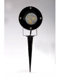 FortuneArrt 3 WATT LED Garden Light.