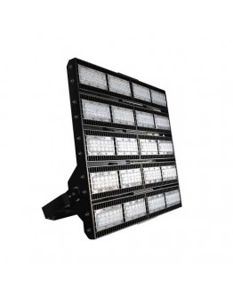 FortuneArrt 1000W Led Sports Fin Flood Light