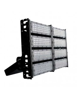 FortuneArrt 400W Led Sports Fin Flood Light