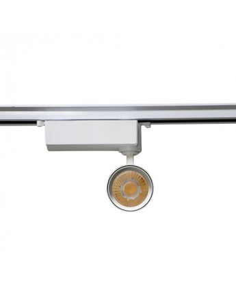 FortuneArrt 10 Watt LED Track Light (White Color)