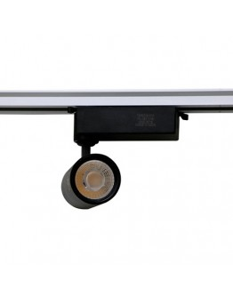 FortuneArrt 30 Watt LED Track Light (Black Color)