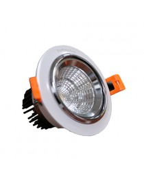 FortuneArrt 10 Watt LED  COB Fitting Light(white)