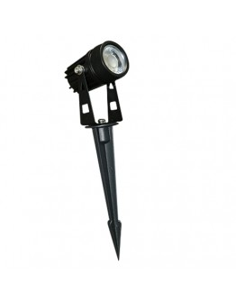 FortuneArrt 3 Watt LED Garden Light(Spike)
