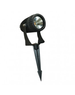 FortuneArrt 10 Watt LED Garden Light(Spike)
