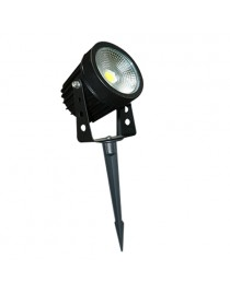 FortuneArrt 10 Watt 12Series LED Garden Light(Spike)